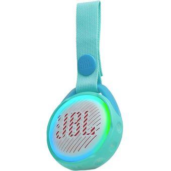 Coluna Bluetooth JBL JR POP - Turquesa