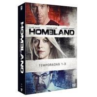 Pack Homeland - 1ª, 2ª e 3ª Temporadas
