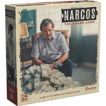 Narcos: The Board Game - CMON