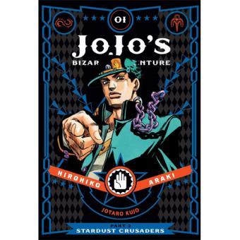 JoJo's Bizarre Adventure - Part 3: Stardust Crusaders - Book 1