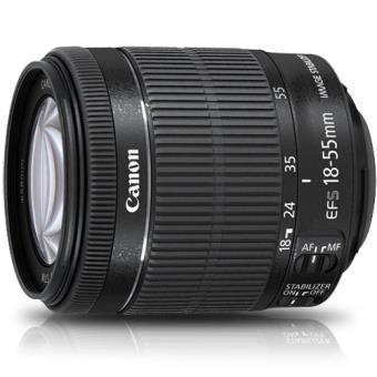 Canon Objetiva EF-S 18-55mm f/3.5-5.6 IS STM