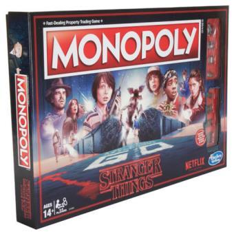Monopoly Stranger Things - Hasbro