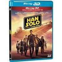 Han Solo: Uma História de Star Wars - Blu-ray 3D + 2D