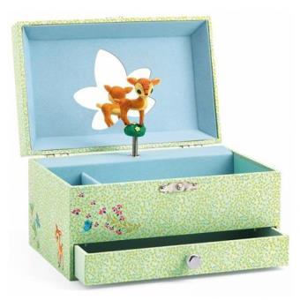Caixa de Música Bambi - Djeco