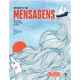 Mensagens Português 10º Ano - Manual do Aluno