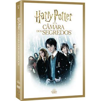 Harry Potter e a Câmara dos Segredos - 2 DVD
