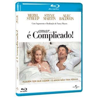 Amar... É Complicado! Blu-ray