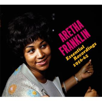 Aretha Franklin: Essential Recordings 1956-1962 - CD