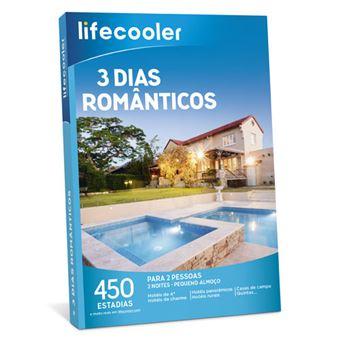 Lifecooler 2020 - 3 Dias Românticos