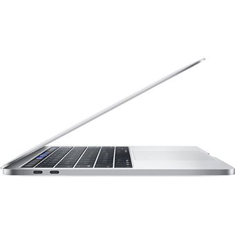 Apple MacBook Pro 15'' Retina i7-2,2GHz | 16GB | 256GB | Radeon Pro 555X com Touch Bar e Touch ID - Prateado