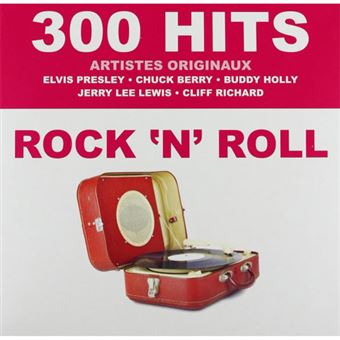 300 Hits: Rock'n'Roll - 15CD