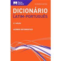 Dicionário Editora de Latim-Português