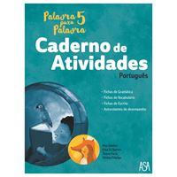 Palavra Puxa Palavra Português 5º Ano - Caderno de Atividades
