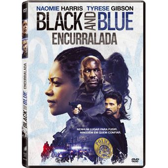Black and Blue - Encurralada - DVD