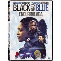 Black and Blue - Encurralada - DVD