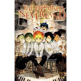 The Promised Neverland - Volume 7