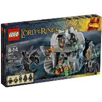 Ataque em Weathertop (LEGO The Lord Of The Rings 9472)
