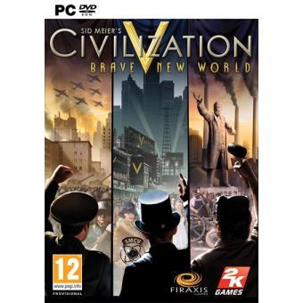 Civilization V: Brave New World (Expansão) PC