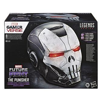 Réplica Marvel: Capacete Eletrónico Punisher