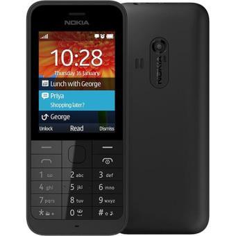 Nokia 220 Dual (Black)