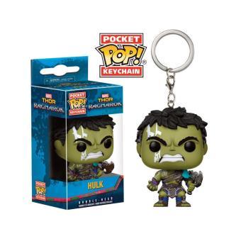 Funko Pocket Pop Keychains : Marvel Thor Ragnarok - Gladiator Hulk