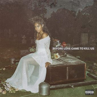 Before Love Came To Kill Us - CD
