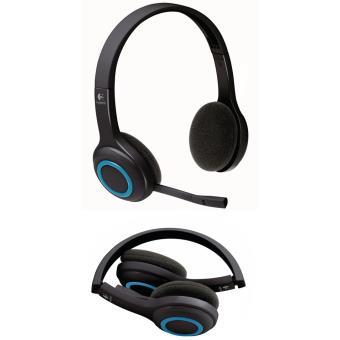 Logitech Auscultadores Wireless H600