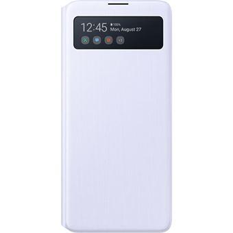 Capa Samsung S View para Note10 Lite - Branco