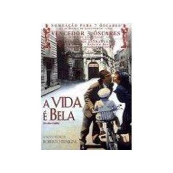 A Vida é Bela (DVD)