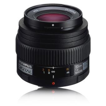 Olympus Objetiva Pro Zuiko Digital ED 50mm f/2.0 Macro