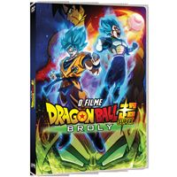 Dragon Ball Super: Broly - DVD