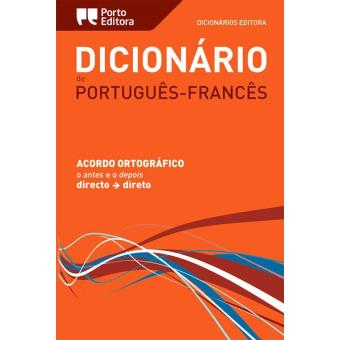 Dicionário Editora de Português-Francês