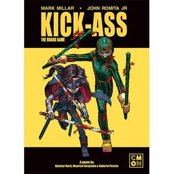 Kick-Ass: The Board Game - CMON
