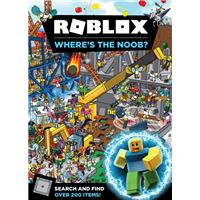 Roblox where's the noob? search and