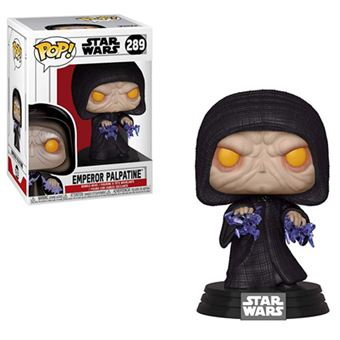 Funko Pop! Star Wars: Emperor Palpatine - 289