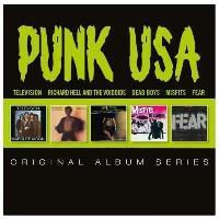 Punk USA: Original Album Series (5CD)