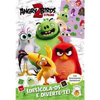 Angry Birds 2 - (Des)Cola-os e Diverte-te