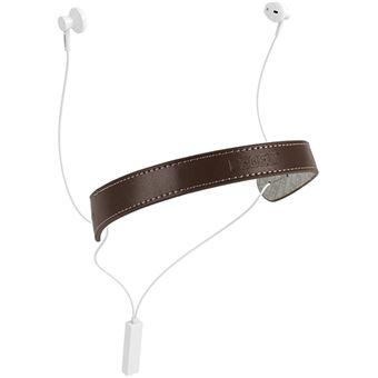 Auriculares Bluetooth Ebbelt Class - Castanho