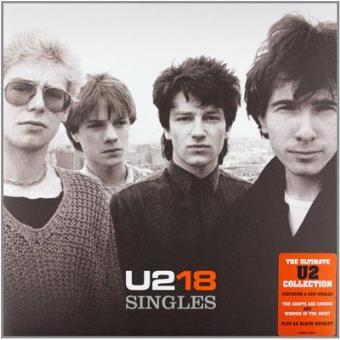 U2 18 Singles (2LP)