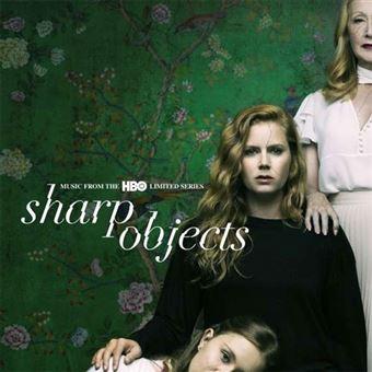 Sharp Objects - CD