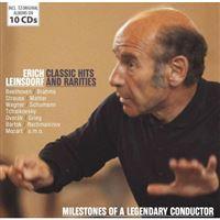Erich Leinsdorf: Milestones of a Lengendary Conductor  - 10CD