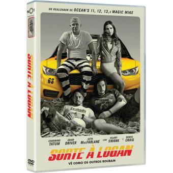 Sorte à Logan - DVD