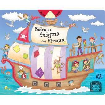 Pedro e o Enigma dos Piratas