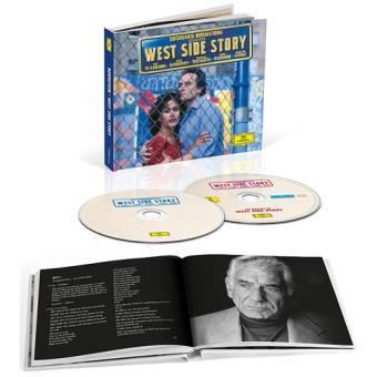 Bernstein: West Side Story - CD + DVD
