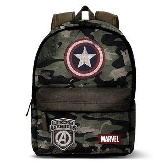 Mochila Capitão América - Army