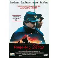 Tempo de Glória - DVD