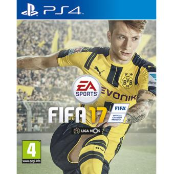 FIFA 17 Standard Edition PS4