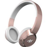 Auscultadores Bluetooth iFrogz CODA - Rosa Dourado