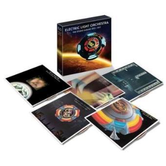 The Studio Albums 1973-1977 (5CD)