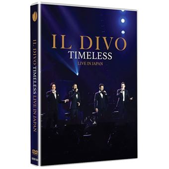 Timeless Live in Japan - DVD